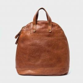 Leather backpack (3 in 1)