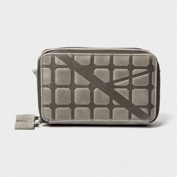 Eixample in Barcelona Clutch bag and wallet