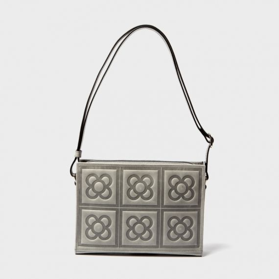Flor de Barcelona Tile Shoulder bag