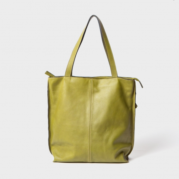 Bossa shopper de pell