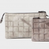 Leather Wallet and Clutch Bag Eixample