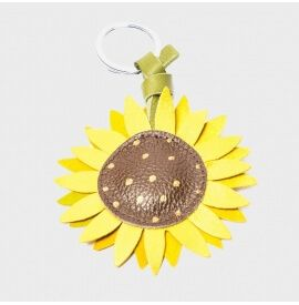 Sunflower Keychain