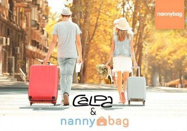 We are a Nanny! In NannyBag